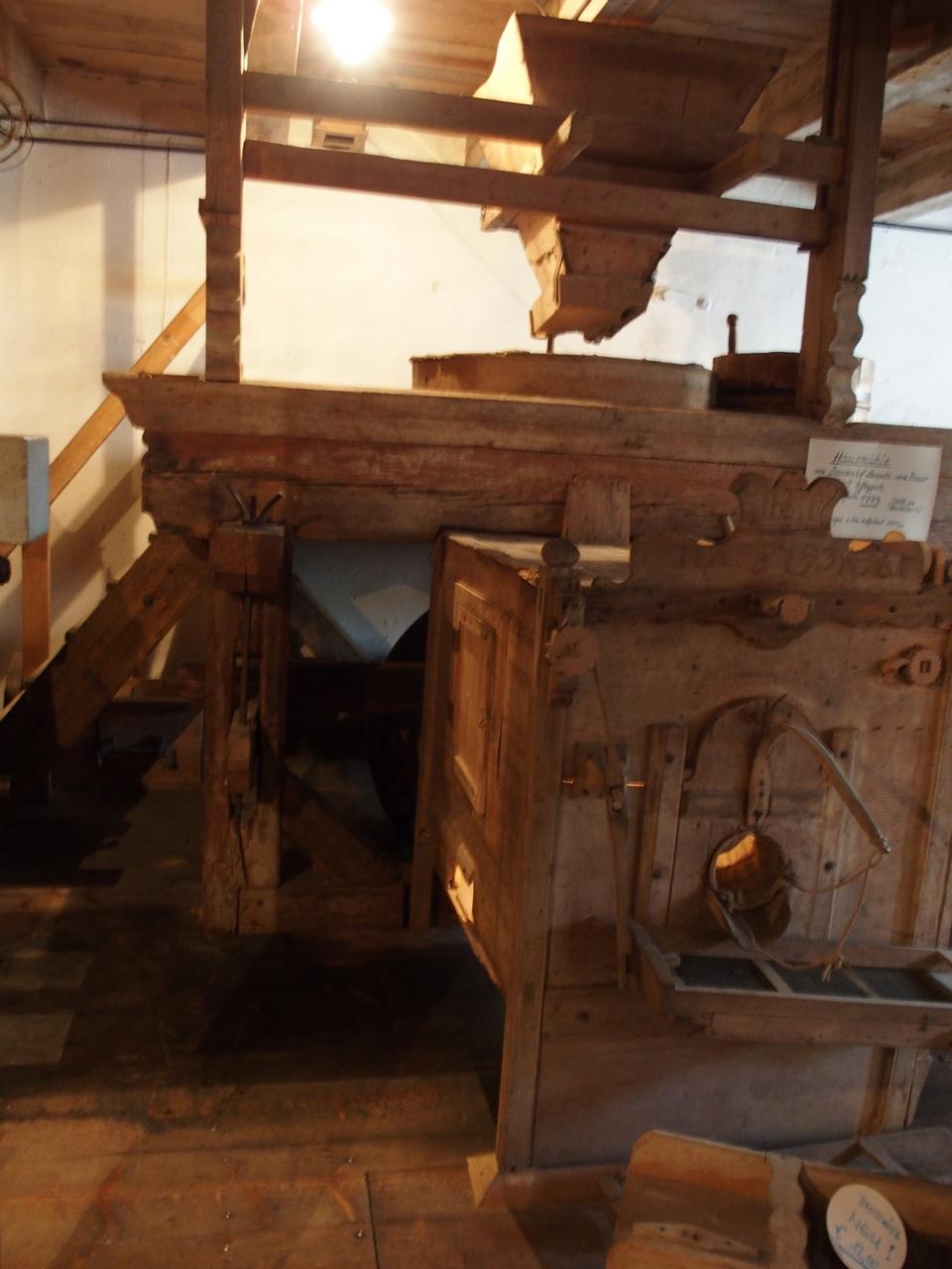 Bauern-Haus-Mühle
