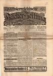 Österreichische Bäcker-Zeitung, Jg. 20 / Nr. 17