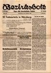 Bezirksbote Neunkirchen, Jg. 2 / Nr. 40