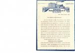 Geschäftsbrief von Kathreiners Malzkaffe-Fabriken AG