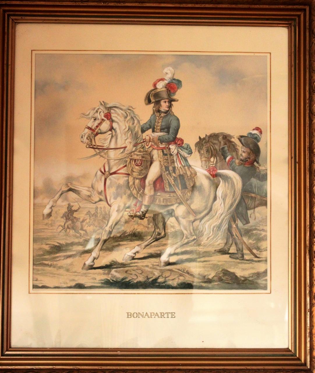 Bonaparte zu Pferd