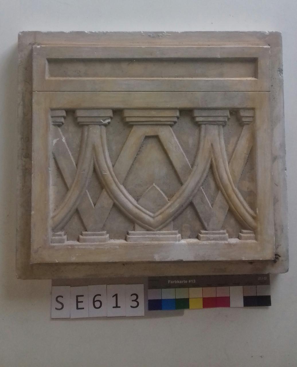 Mutterform ledige Kachel geometrische Form
