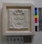Negativform Wappen Niederösterreich