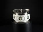 Zuckerdose Porzellan   /   Cukornička porcelánová